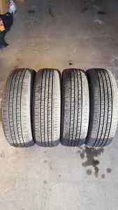 Kumho Solus KH16 P225/65R17 All Season tires