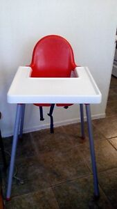 Chaise haute ANTILOP high chair (IKEA)