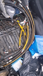 Hydraulic hoses for sale