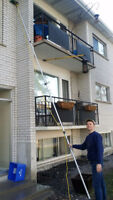 Window cleaning services- call Paul today for a free quote !!!