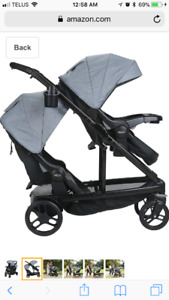 Graco UNO2DUO Travel System Stroller
