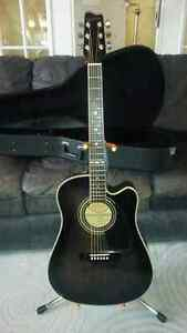 Samick Acoustic Electric Dreadnought