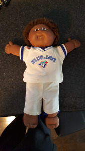 Toronto blue Jays cabbage patch doll