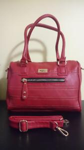 7293302a6d Woman s red handbag