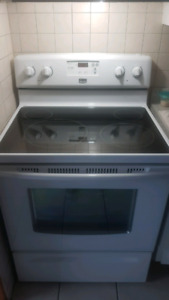 Maytag oven.