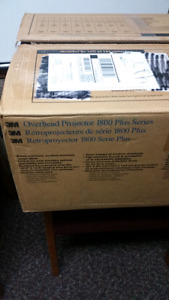 3M Overhead Projector 1800 Plus Series