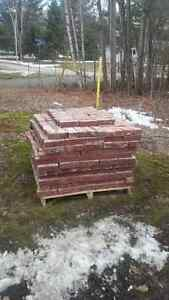J Price Red Clay Bricks