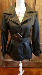 NEW Leather Coats from Milan Italy (Mens and Ladies)