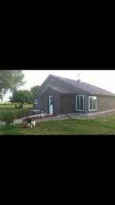 Country living on Shared Acreage