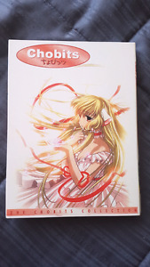 DVD series of Japanese anime Chobits
