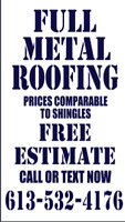 AFFORDABLE LIFETIME METAL ROOFS