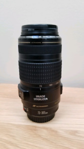 Mint - Canon EF 70-300mm f/4-5.6 IS USM Lens