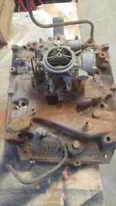 Buick manifold