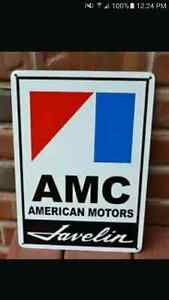 Looking to buy Amc/jeep or mopar signs or banners  Windsor Region Ontario image 1