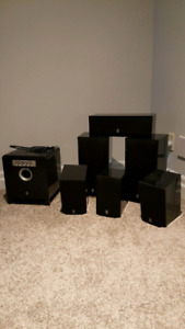 Yamaha 6.1 Home Theatre System w/ Receiver