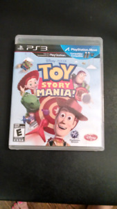 Toy Story Mania..PS3 Game