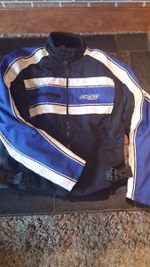EUC Choko Design Motorcycle Jacket