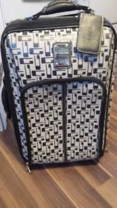 Guess suitcase