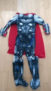 Disney Avenger Thor costume for 9 yr old