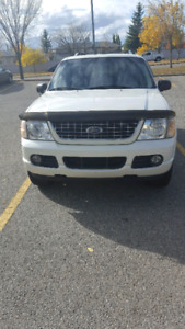 2003 Ford Explorer 4x4 fully loaded