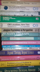 20 Family Therapy TEXTBOOKS