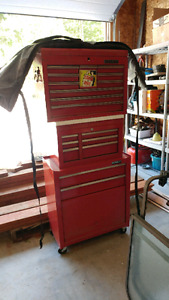 SOLD tool boxes