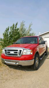 F1504x4 xlt  for sale 2008 226000km