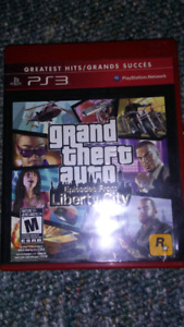 Ps3 gta liberty city