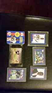 Raghib Ismail the rocket rooki  and all world football cards