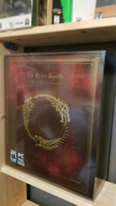Elder Scrolls Online: Imperial Collectors Edition PC : Brand New