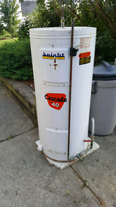 Electric 40 Gallon Hot Water Heater