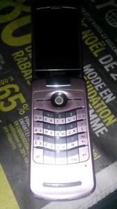 TELEPHONE CELLULAIRE BLACKBERRY RESEAU ROGERS