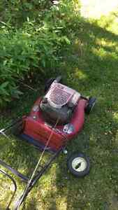 ISO lawnmower or some parts