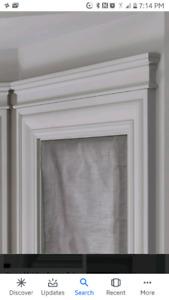 Architrave moulding 5pc 8ft