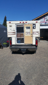 Jayco 8 ft pop up camper