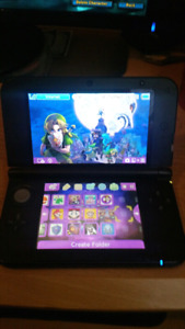 Soft Modded 3ds xl [Free Games]