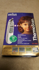 Braun Thermoscan Children's Digital Ear Thermometer