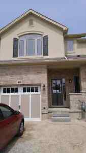 Beautiful townhome less than a year old in Doon South area Kitchener / Waterloo Kitchener Area image 1