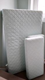 IKEA Vyssa Vackert Pocket Sprung Extendable Mattress for Toddler Bed