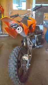 Pitbike/ parts project