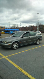 **2003 JAGUAR X-TYPE** USED