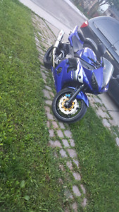 Yamaha R6 Low KM