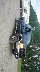 2001 F250 Extended Cab Short Box
