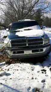 1995 dodge ram 1500 v8 trade for electric plow