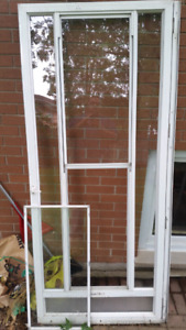 Storm door for sale
