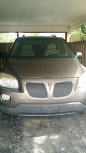 Pontiac Montana parts & Tires