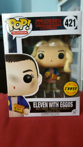 Eleven With Eggos (CHASE) Funko Pop For Sale!