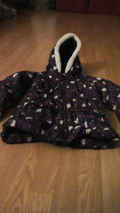 Girls Snow suits size 7
