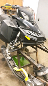 Bombardier sleds for parts