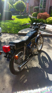 Honda cb125S (quick sell)